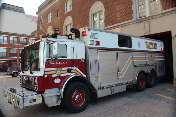 Station Shoot - Hartford FD Stations 7 & 1 - 1/13/19