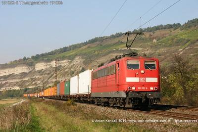 Baureihe 151 (051-100)