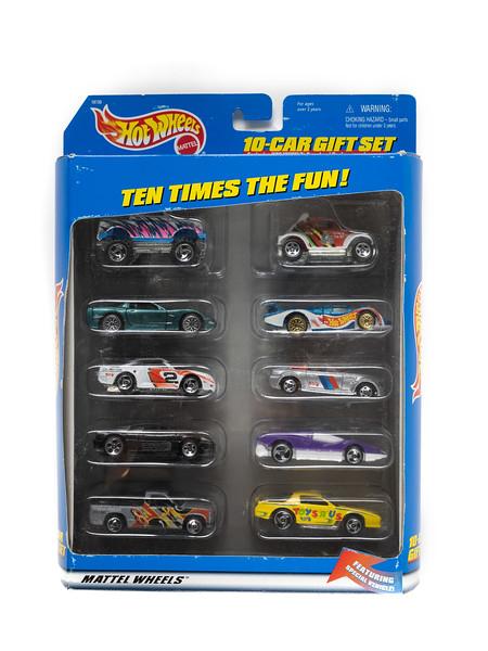 Toys-R-Us 10-Car Gift Set