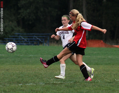 Watkins girls soccer 9-4-12