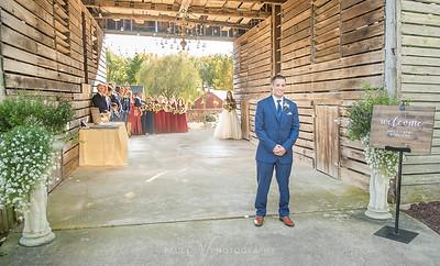 Cortney and James' Wedding