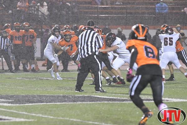 Northwest vs Jackson Football 10-23-20