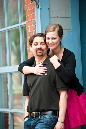 Erin and Eric's Engagements