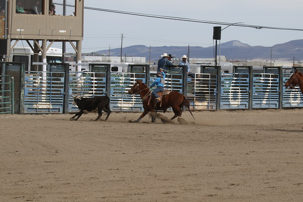 Fernley Rodeo Sunday 14 March 2021