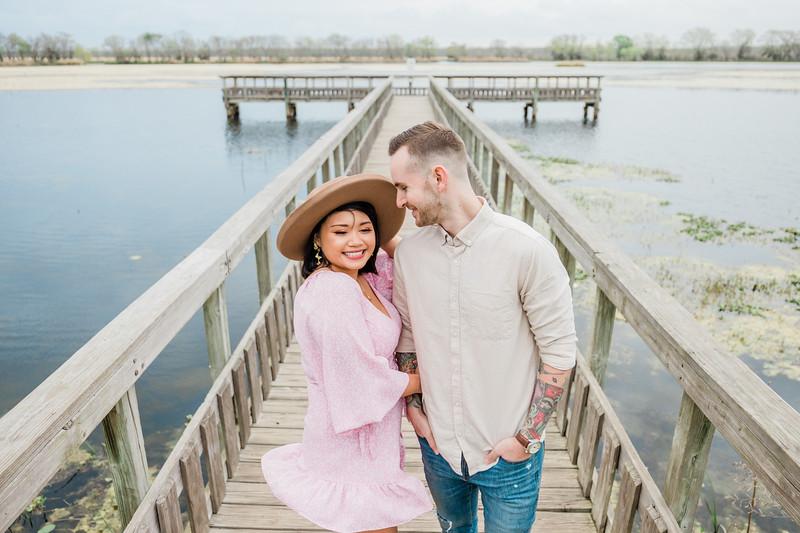 Jeremy & Michelle