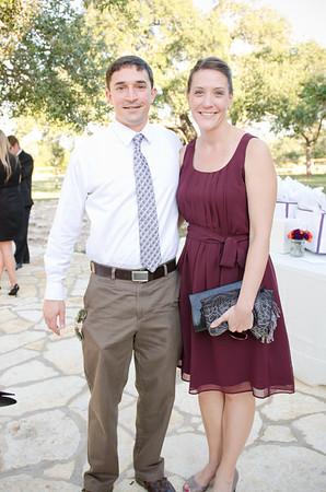 Beth & Sean - Reception - October 12, 2012