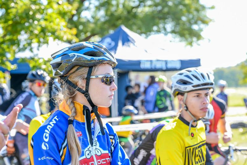 Junior 15-18 & Single Speed - 2014 Dan Ryan Woods Cyclocross Race