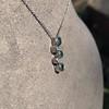Tiffany & Co. Diamond and Tsavorite Bubble Pendant 17