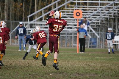 Junior- Sept 24 Playoff Redskins vs Cowboys