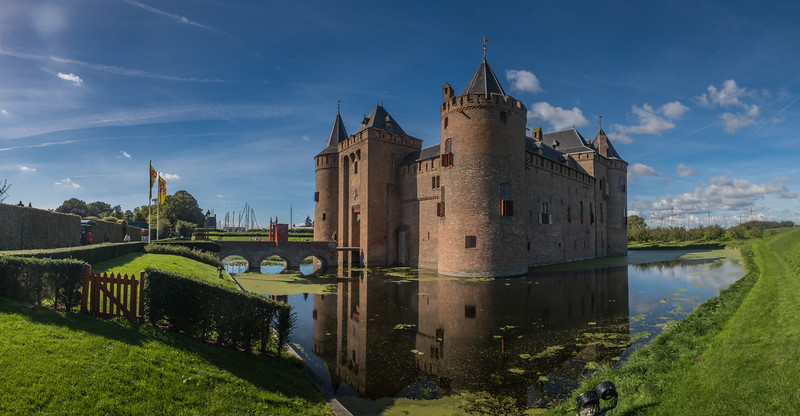 Muiderslot Castle - North Holland - Netherlands (September 2018)