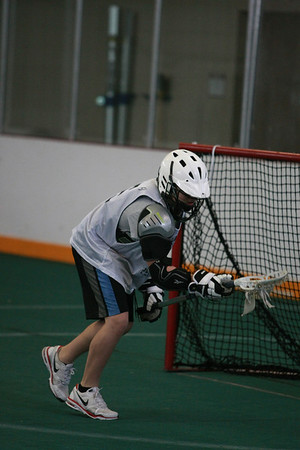 Indoor Lacrosse 2011 Game 2
