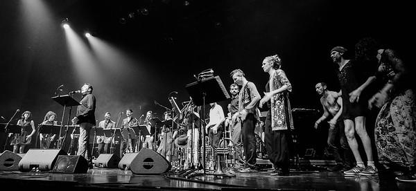 Loïc Lantoine & le Very Big Experimental Toubifri Orchestra / L'Arc