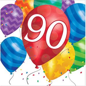 Norah's 90th Birthday