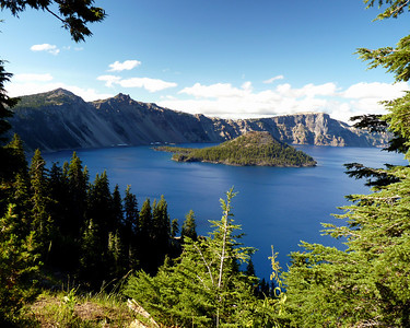 Southern Cascades - 2010