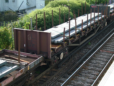 BNA plate wagons