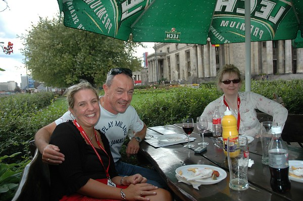 2006-08-15 Memories of Ciara and Mary in Warsaw at 48th European Team Championships