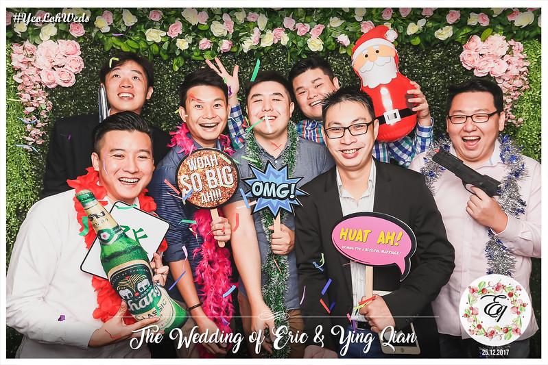 #YeoLohWeds   © www.SRSLYPhotobooth.sg