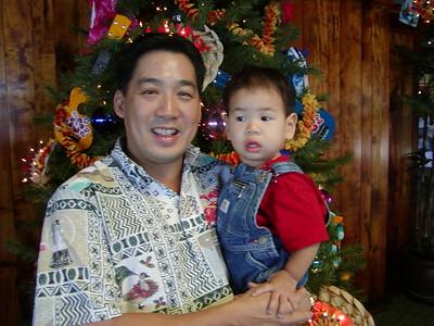 2001 Keiki Christmas Party 12-7-2001