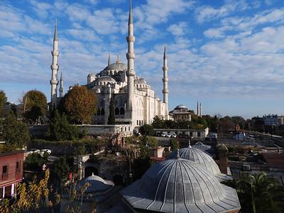 Istanbul, Turkey_November 2015