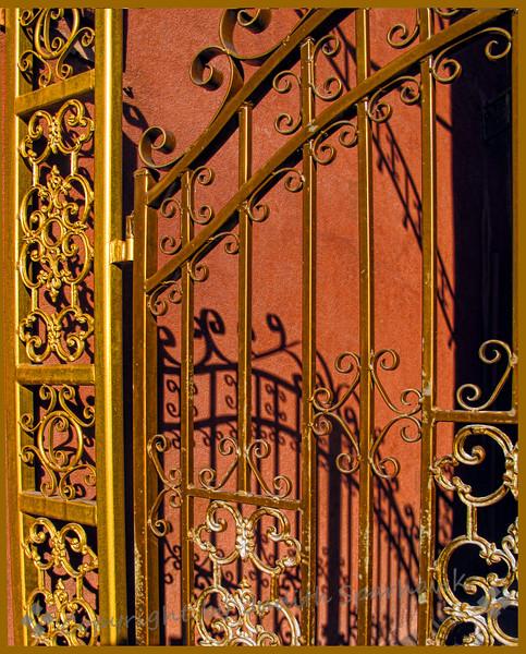 Through the Gate - Judith Sprhawk