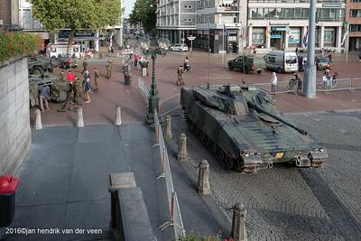 Defensie Regimentsdag Groningen 2016