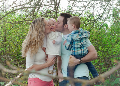 Hawes Family/Tinley 1st Birthday