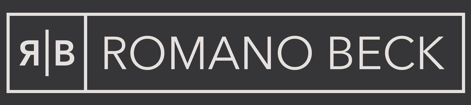 Romano Beck logo