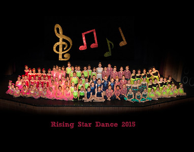 Rising Star Spring Recital 2015