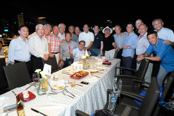 The Bayleaf Sky Deck Ateneo HS 68 Reunion 50