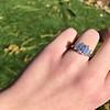 2.50ctw Emerald Cut Diamond 3-stone Ring, GIA E VS1 21