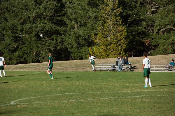 Varsity Soccer vs. Salem Academy
