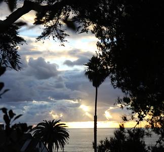 Del Mar December 2012 Sunsets (12/26/2012-01/02/13)