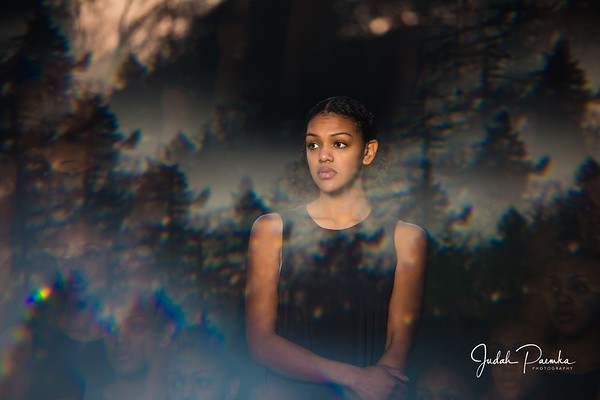 PHOTO-SHOOT WITH TALENTED MODEL - SAPPHIRE (Camosun College Victoria BC)