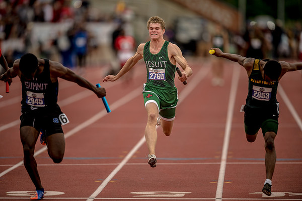 2019 UIL State Track Meet (Non-GHS)