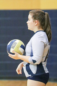 Lauren Volleyball 2016