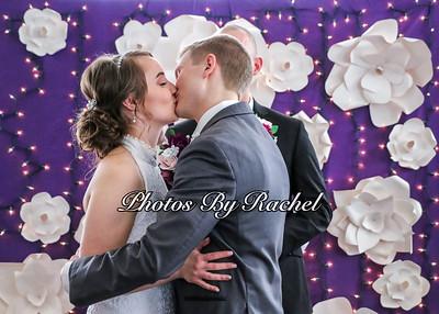 Leah & Zach's Wedding Day