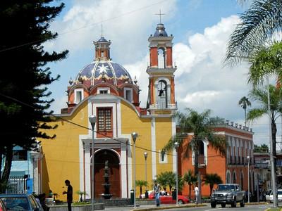Churches Of Orizaba, Veracruz