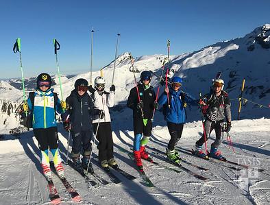 TASIS Takes Part in the VÖLKL Cup!