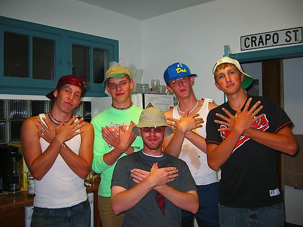 Random Summer Parties (2003-08-09)