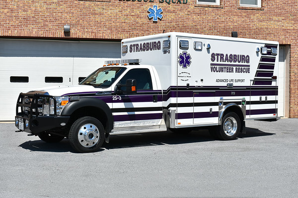 Company 25 - Strasburg Rescue Squad
