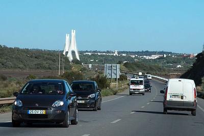 Arade River Bridge, Portimao, Algarve