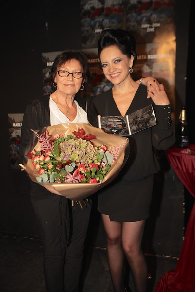 2014-11-13 Kubisova Yes - Lucie Bila