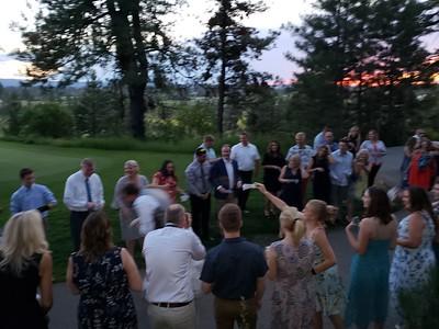 Ryan's wedding