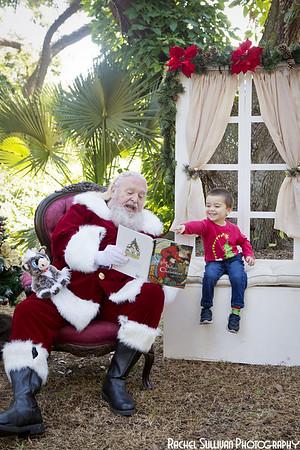 Santa 2019: The Sasse Family
