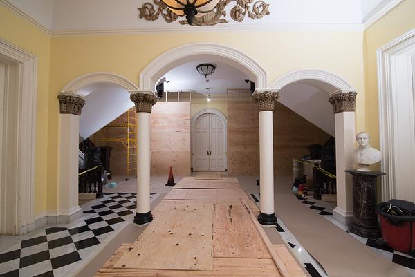 DCAK - Survey of Founder's Hall - St. Vincent