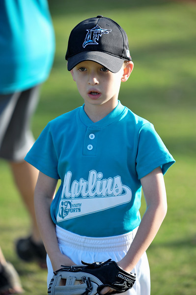 2009-03-22 - Dylan's Tee-Ball game