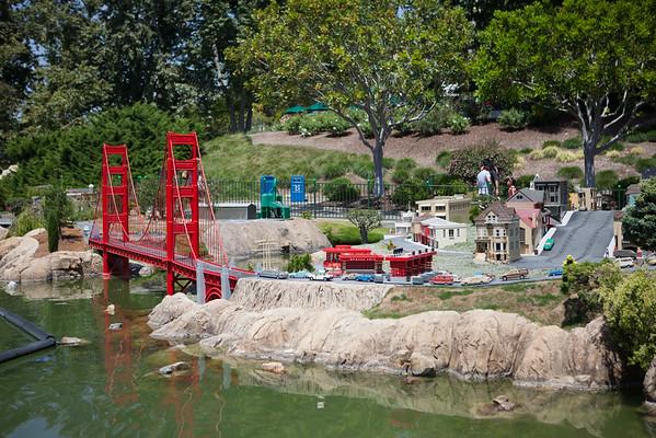 Legoland San Diego trip 2016!