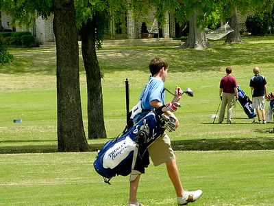 Golf State Tournament