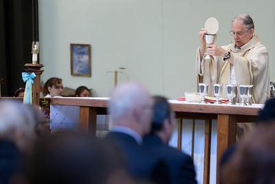 April 22, 2012 - 9:45 Mass