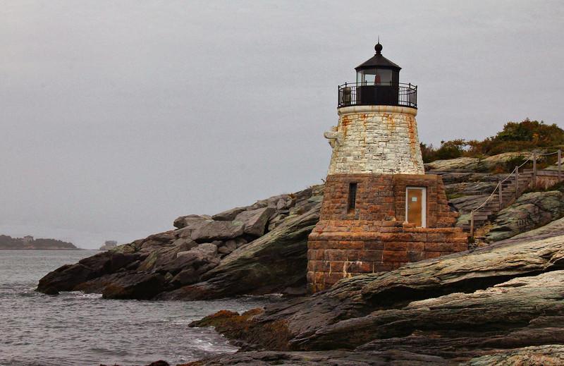 Castle Hill Lighthouse.